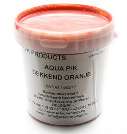 HVK Papierinkt HVK Aqua PK Dekkend  Oranje 1 kilo