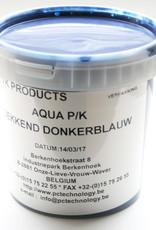 HVK Papierinkt HVK Aqua PK Dekkend  Blauw Reflex (Ultra) 1 kilo