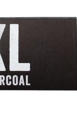 Derwent 4 stuksAarde  Houtskool XL Derwent Zwart 20x20x60mm