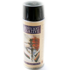 WInsor & Newton Fixatief 400 ml Asfix Artists' Soft Fixative