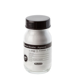 Schmincke Pigment 100 ml Wit Talkpoeder /Talcum (PW26: MgAl.SiO4) no 112 Schmincke