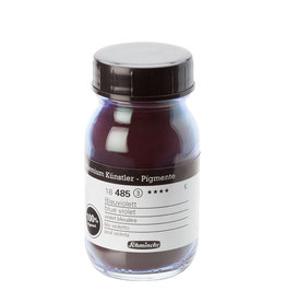 Schmincke Pigment 100 ml Violet Dioxazine/ Blue Violet (PV23) no 485 Schmincke
