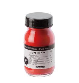 Schmincke Pigment 100 ml Rood Cadmium Donker Imitatie (Naphtol)/ Naphtol Red (PR112) no 372 Schmincke