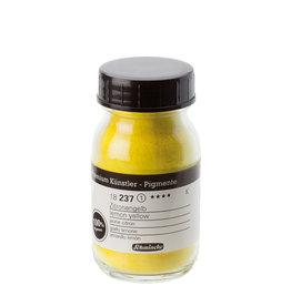 Schmincke Pigment 100 ml Geel Citroen/ Lemon Yellow (PY3) no 237 Schmincke