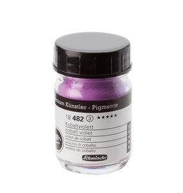 Schmincke Pigment 50 ml Violet Kobalt/ Kobalt Violet (PV14: CoSO4) no 482 Schmincke