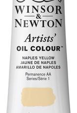 WInsor & Newton Olieverf Artists Winsor & Newton 37ml Napelsgeel/ Naples Yellow 422/1
