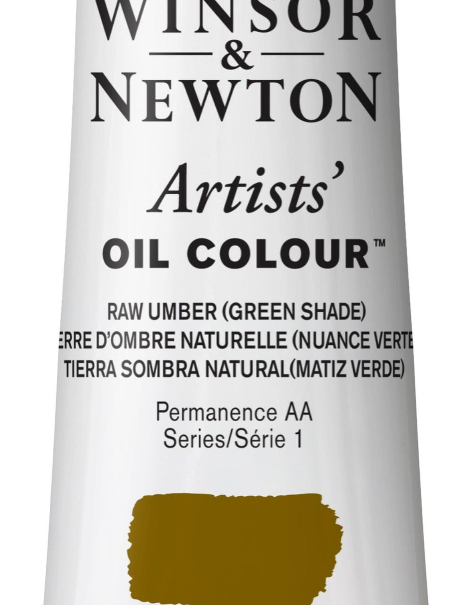 WInsor & Newton Olieverf Artists Winsor & Newton 37ml Rauwe Sienna/ Raw Sienna 552/1