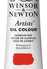 WInsor & Newton Olieverf Artists Winsor & Newton 37ml Rood Cadmium/ Cadmium Red 094/4