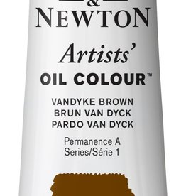 WInsor & Newton Olieverf Artists Winsor & Newton 37ml Bruin Van Dijck 676/1