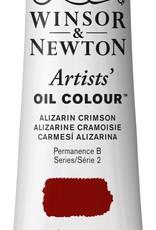 WInsor & Newton Olieverf Artists Winsor & Newton 37ml Rood Alizarin Crimson 004/2