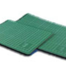 Snijmat 60 x 45 cm Groen (voorzijde) Zwart (keerzijde) Topkwaliteit