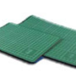 Snijmat 90 x 120 cm groen
