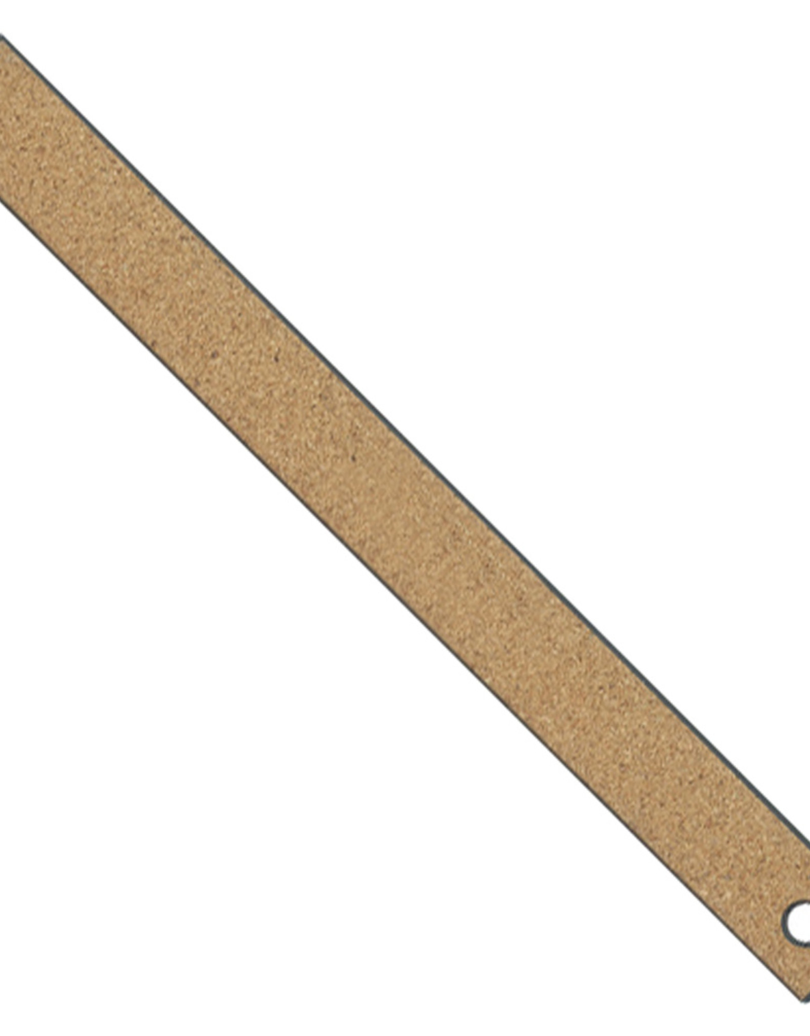 westcott Eenvoudige Liniaal RVS Westcott met Anti Slip Kurklaag 30 cm