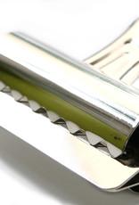L&B 6 stuks Papierklemmen Lefranc & Bourgeois 78 mm breed, no 4