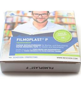 Zuurvrij plakband 20mmx50m Neschen P Filmoplast Semi transparant Archiefkwaliteit