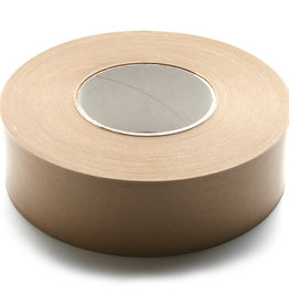 Aquareltape bruin 200m lang 50mm breed