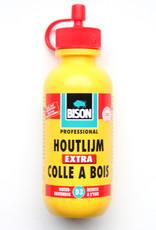 Bison Houtlijm Extra, 75 gr Bison, Voor binnen n buiten