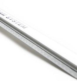 Logan Passepartoutllineaal aluminium 60 cm Logan