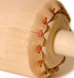 Artools Inktrol Leer 25 cm, doorsnede 6 cm Topkwaliteit Artools