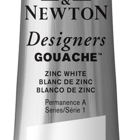 WInsor & Newton Gouache Designer W&N 37ml wit Zink 748/1