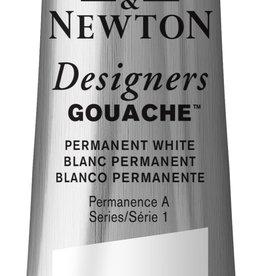 WInsor & Newton Gouache Designer W&N 37ml wit permanent 512/1