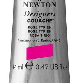 WInsor & Newton Gouache Designer W&N 14ml rose Tyreens 593/2