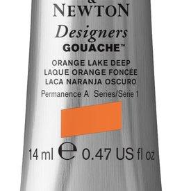 WInsor & Newton Gouache Designer W&N 14ml oranje Lake Deep 452/1