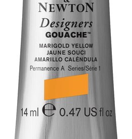 WInsor & Newton Gouache Designer W&N 14ml geel Marigold 384/1