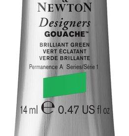 WInsor & Newton Gouache Designer W&N 14ml groen Briljant 046/1