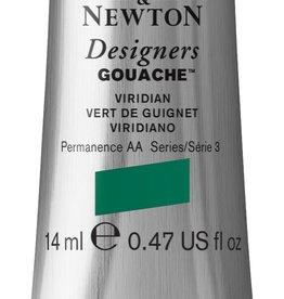 WInsor & Newton Gouache Designer W&N 14ml groen Viridiaan 692/3