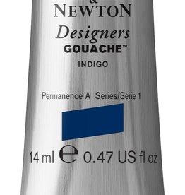 WInsor & Newton Gouache Designer W&N 14ml blauw indigo 322/1