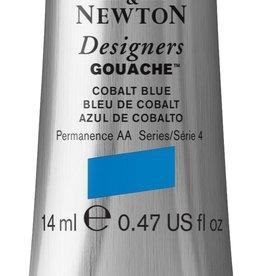 WInsor & Newton Gouache Designer W&N 14ml blauw kobalt 178/4
