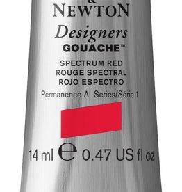 WInsor & Newton Gouache Designer W&N 14ml rood spectrum 625/1