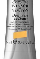 WInsor & Newton Topkwaliteit gouacheverf, wereldstandaard. Bij voorkeur toepassen op stevig papier v.a. ±200 grs of op opgespannen papier. Gouache -in de volksmond plakkaatverf- droogt fluweelmat op en functioneert gemiddeld meer als dekkende verf dan als aquarel, maar k