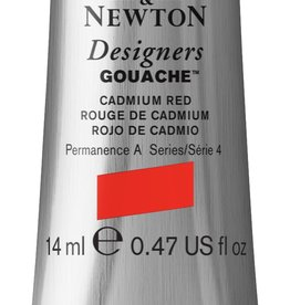 WInsor & Newton Gouache Designer W&N 14ml roodblauw Cadmium 106/4