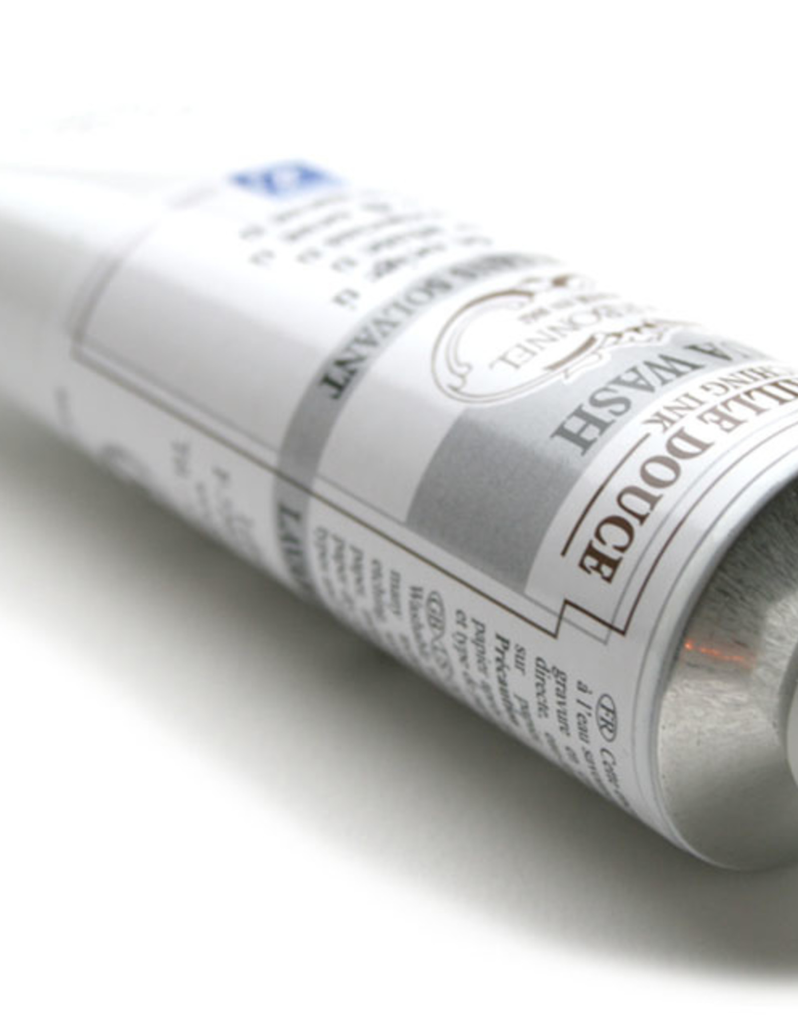L&B Charbonnel Etsinkt Aqua Wash 60ml Wit Titanium Dekkend / Titanium White Serie 2 no 916