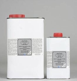 L&B Charbonnel Spiritusvernis/ Achterkantvernis Lamour 1 liter Charbonnel