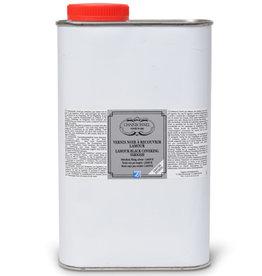L&B Charbonnel Etsgrond Pasteus Lamour 1 liter Charbonnel, vloeibaar in de pot, droogt op tot een flexibele wasgrond.