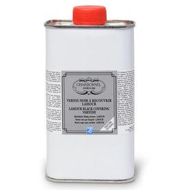 L&B Charbonnel Etsgrond Pasteus Lamour 250 ml Charbonnel, vloeibaar in de pot, droogt op tot een flexibele wasgrond.