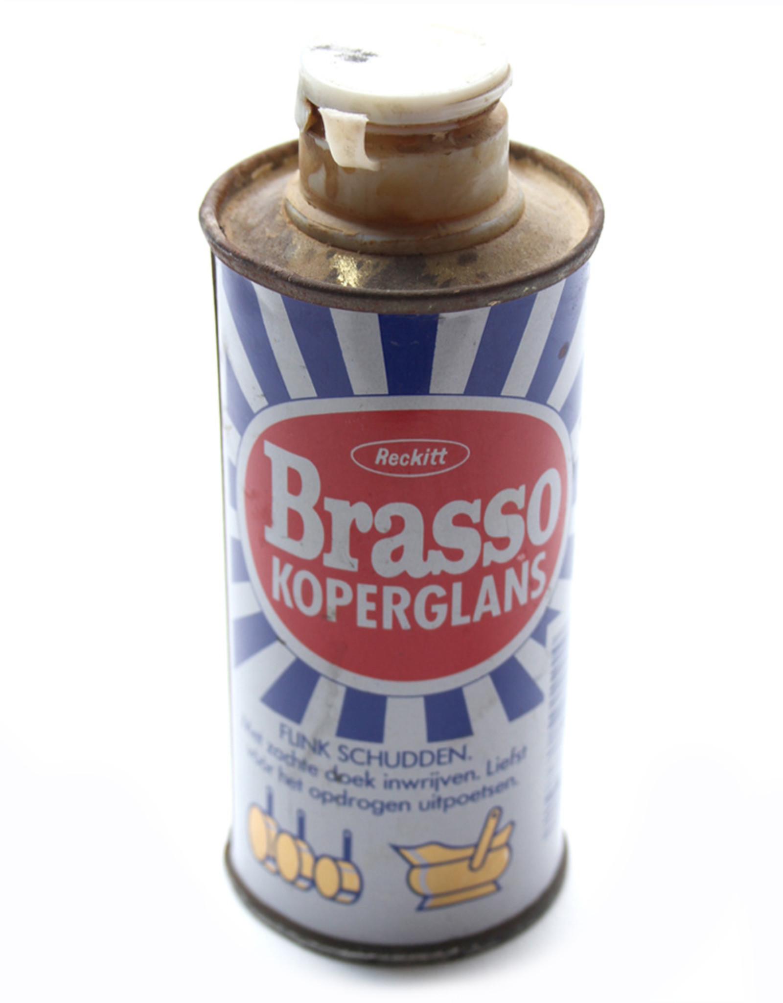 Brasso koperpoets Brasso 150 ml. Voor het polijsten van Zink of Koperplaten. Daarna nog ontvetten met krijtpoeder en spiritus.