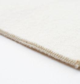 Vilt Geweven 3 mm dik Gebroken Wit ±49x100 cm