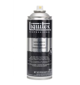 Liquitex Spuitbus Acryl Liquitex 400ml Vernis Zijdeglans Satin