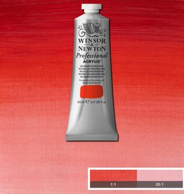 WInsor & Newton Acrylverf W&N Professional (Artists) 60ml Rood Quinacridone  548/3