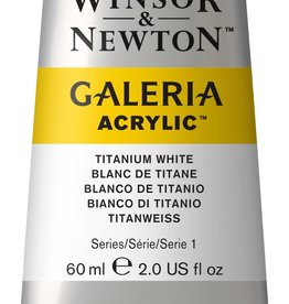 WInsor & Newton Acrylverf W&N Galeria 60ml Wit Titanium 644