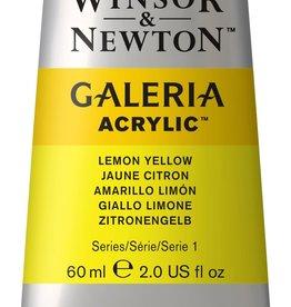 WInsor & Newton Acrylverf W&N Galeria 60ml Geel Citroen (groenneigend) 346