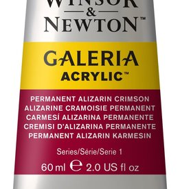 WInsor & Newton Acrylverf W&N Galeria 60ml Rood Alizarin Crimson Permanent (blauwneigend) 466
