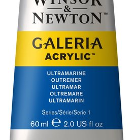 WInsor & Newton Acrylverf W&N Galeria 60ml Blauw Ultramarijn (roodneigend) 660