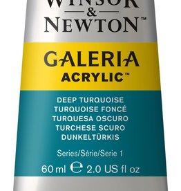 WInsor & Newton Acrylverf W&N Galeria 60ml Blauw-Groen Turkoois Diep 232