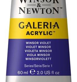 WInsor & Newton Acrylverf W&N Galeria 60ml Violet Winsor 728