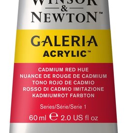 WInsor & Newton Acrylverf W&N Galeria 60ml Red Cadmium Imitatie 095
